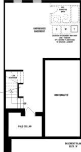 Lavender A Floorplan 3