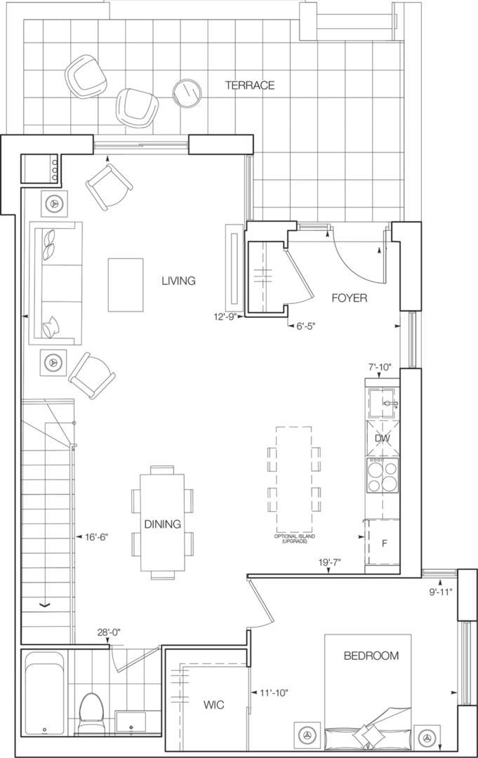 Draco Floorplan 1