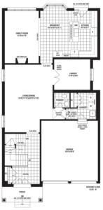Harris A Floorplan 1