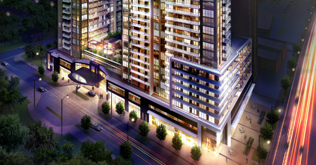 5959 Yonge Street Condos Launch Urban Renewal in North York Image