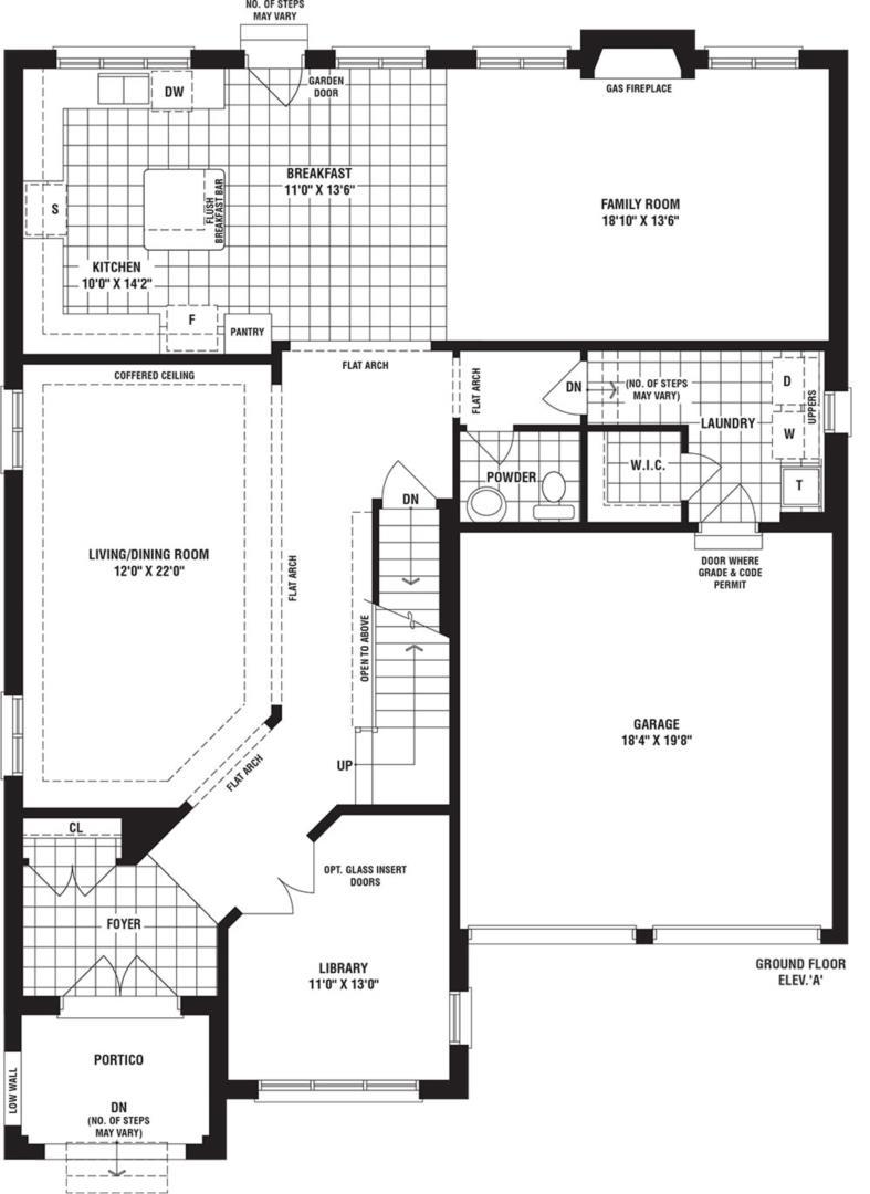 Cardiff Floorplan 1