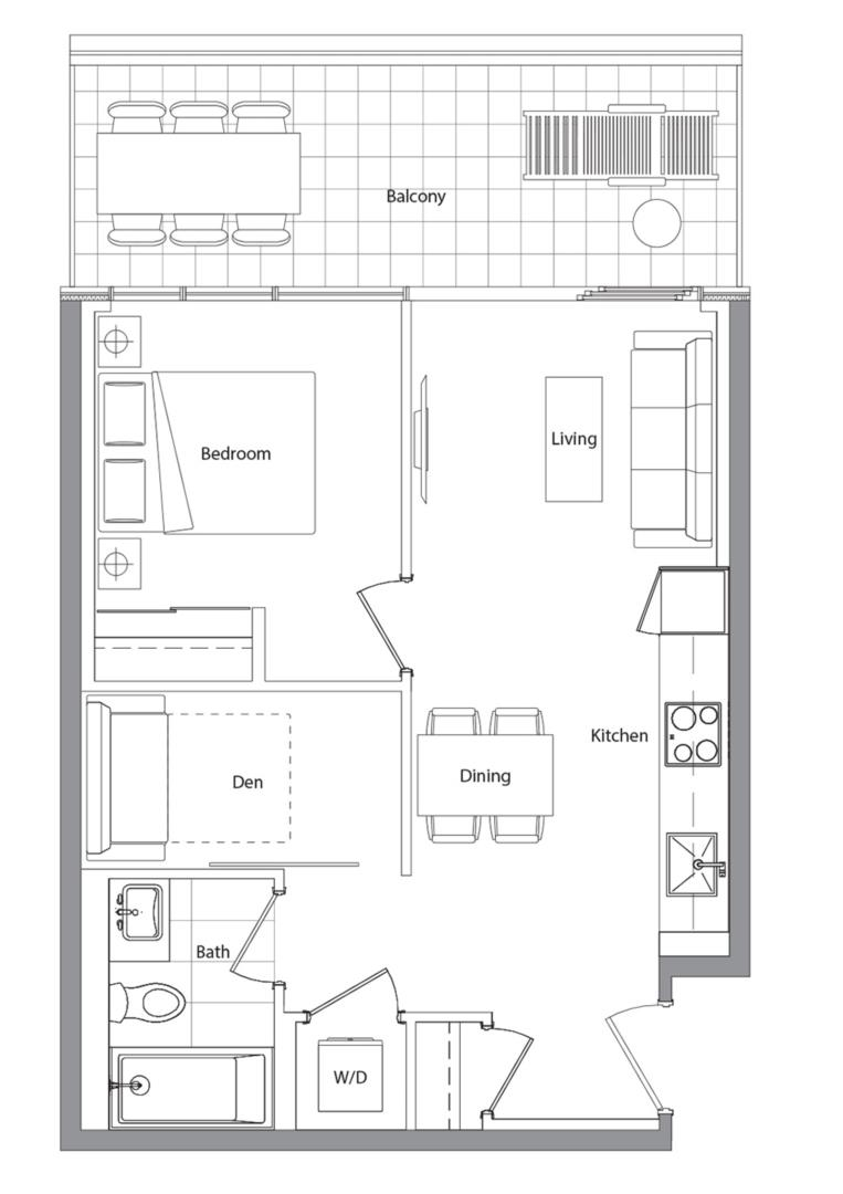 Podium 01 Floorplan 1