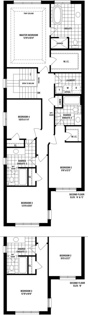 Hudson Floorplan 2