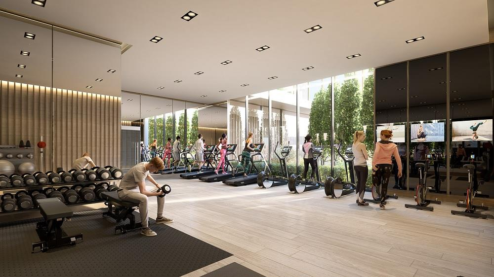 Saisons by Concord has amenities for all condo dwellers Image