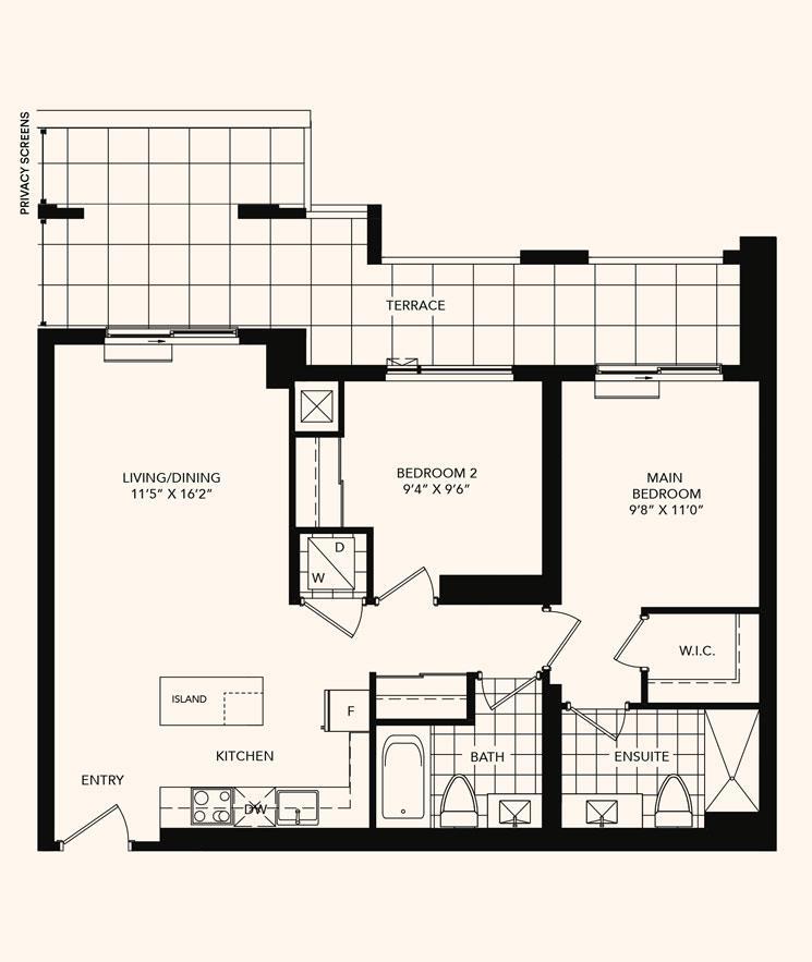 The Edmund Floorplan 1