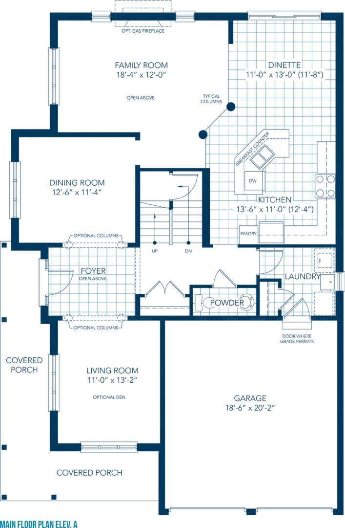 Norfolk Floorplan 1