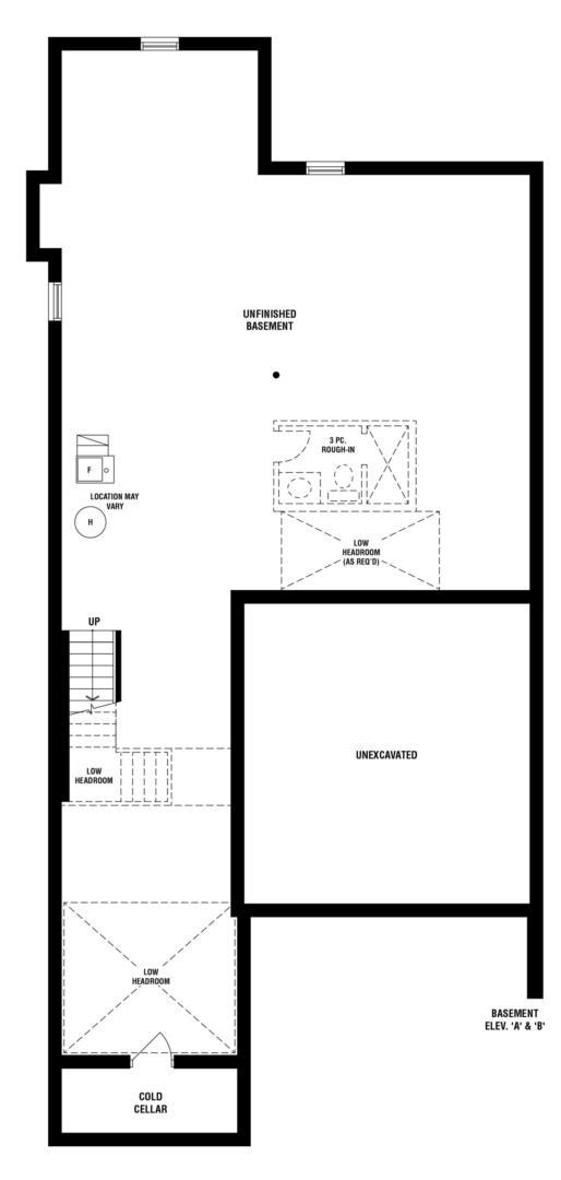 Stoney Creek Floorplan 3
