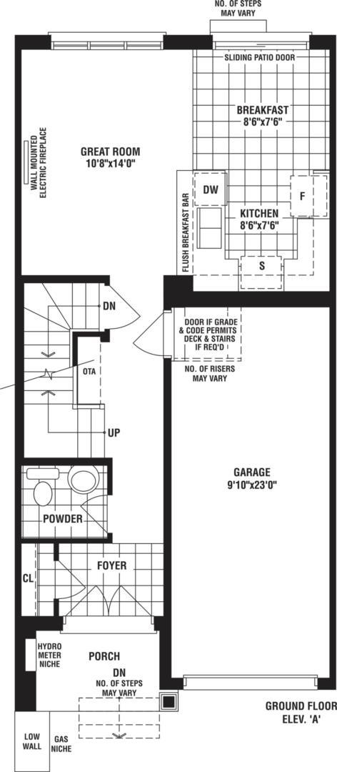 Morgan Floorplan 1