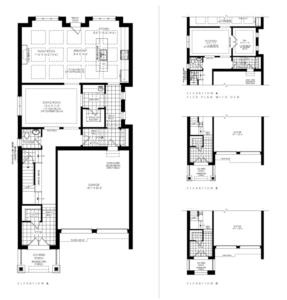 Lot 105 - Winchester D Floorplan 1