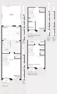 The Oxford Collection - The Oxford 1 Floorplan 2