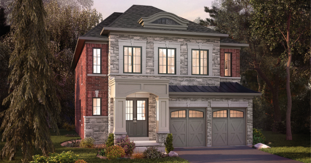 Twelve on the Ravine is one of your best luxury home options in Scarborough! Image