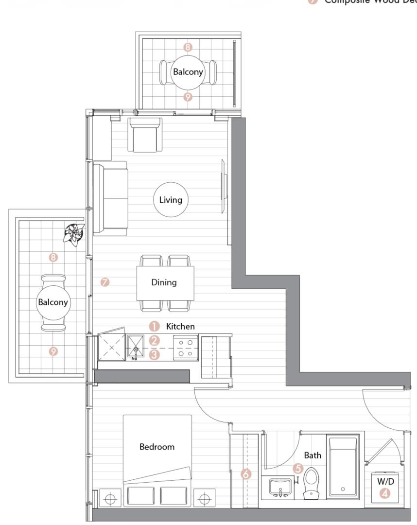 Suite 11 Floorplan 1