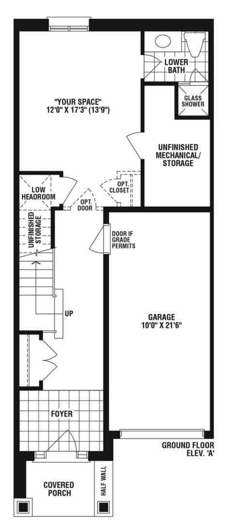Willow Floorplan 1