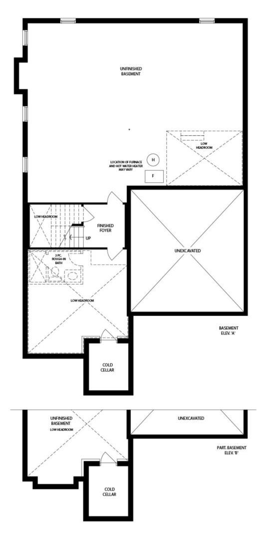 Medici (A) Floorplan 3
