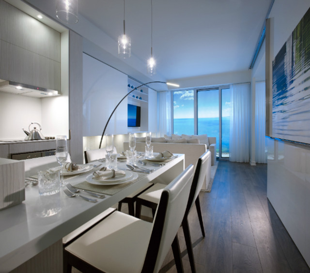 Nautique Lakefront Residences in Burlington by Adi Development Group