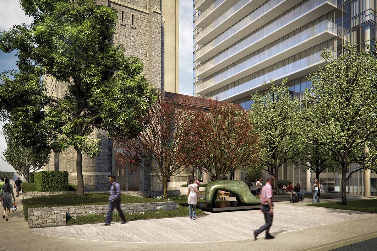Blue Diamond: At the Crossroads of 3 Toronto Neighbourhoods Image