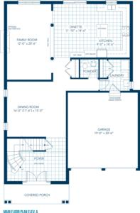 Ridgemont Floorplan 1