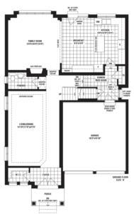 Macdonald A Floorplan 1