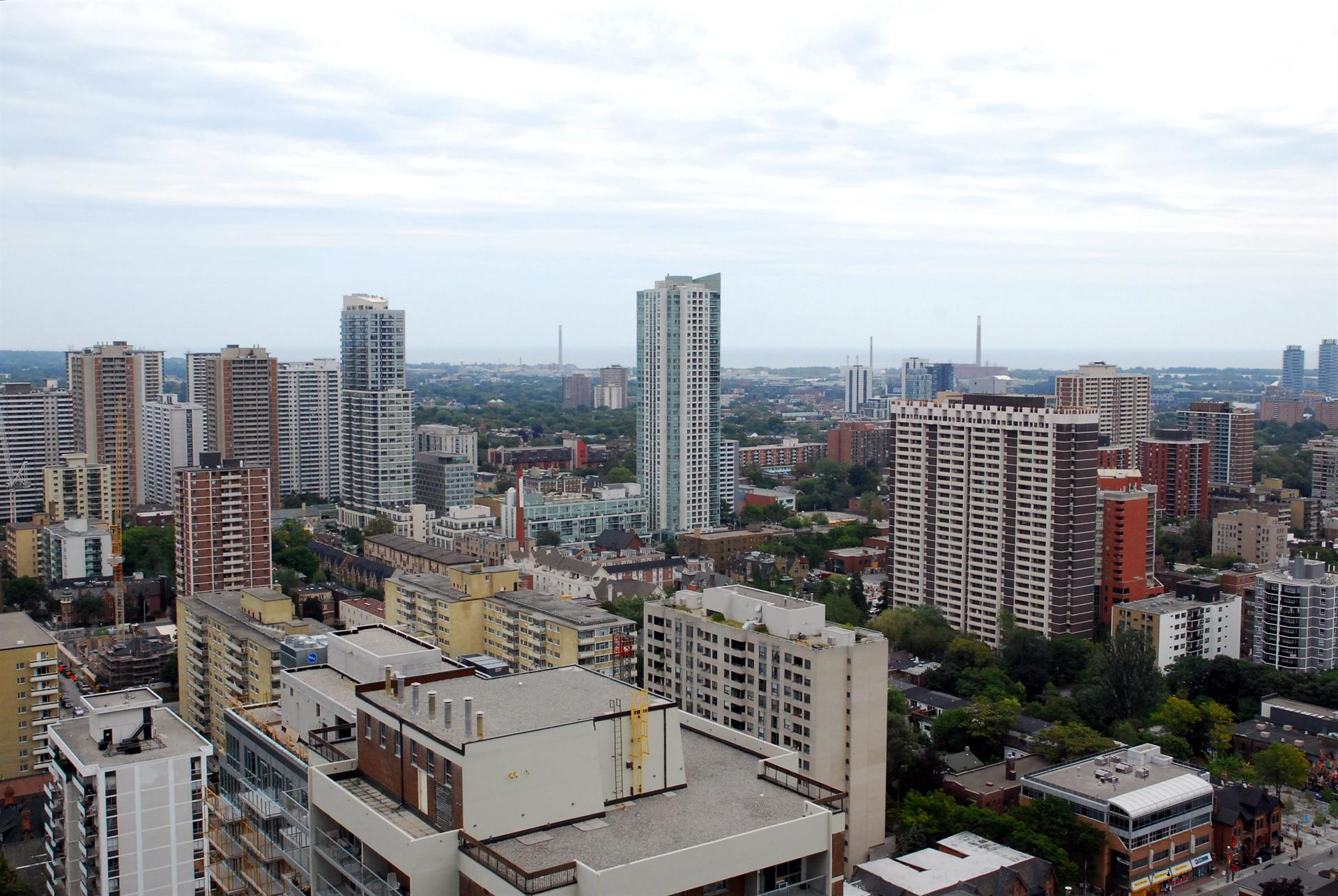 First-time buyers will forge a new Toronto Image