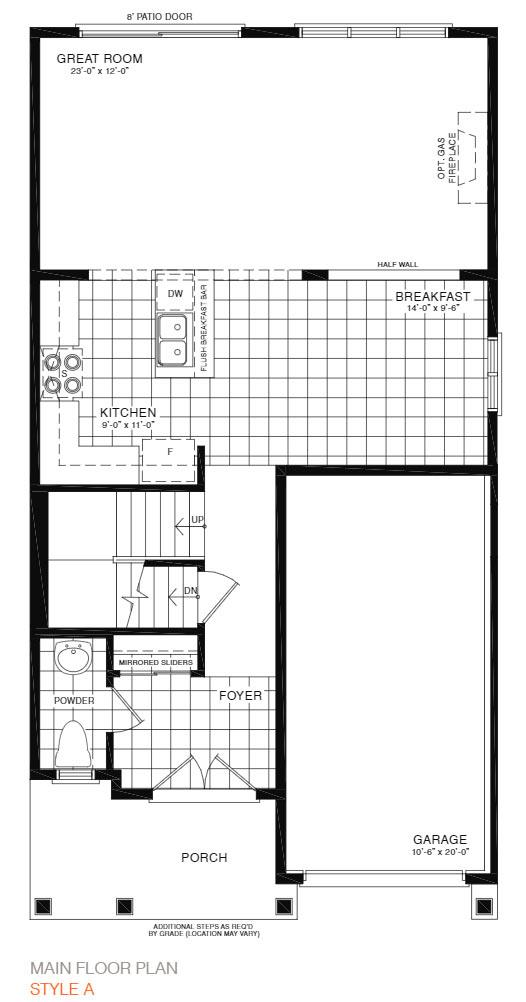 Natural Floorplan 1