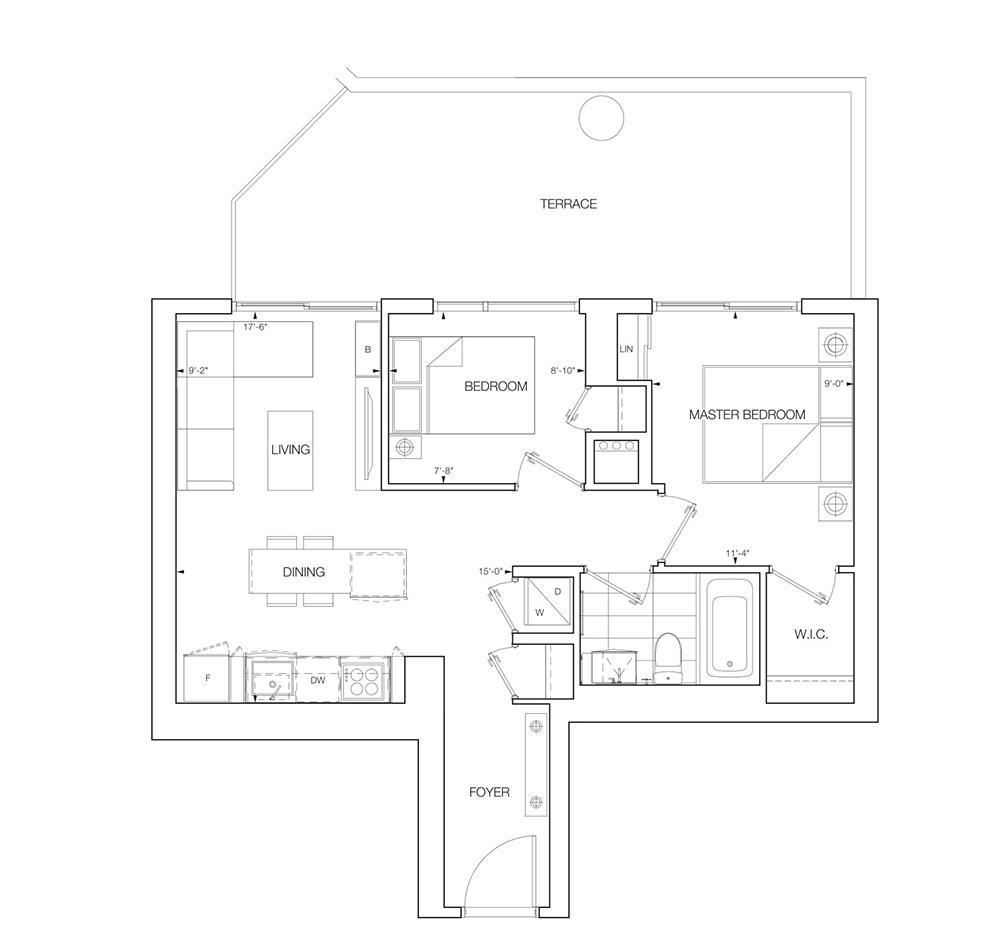 Navitus Floorplan 1
