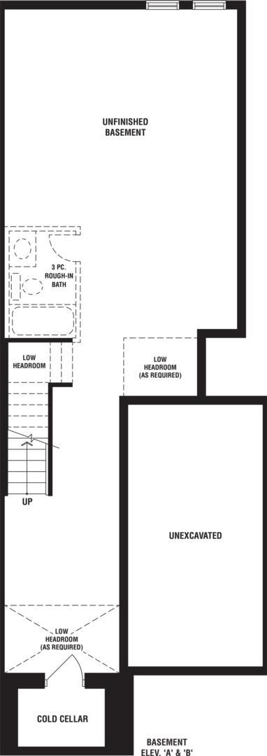 Midvale Floorplan 3
