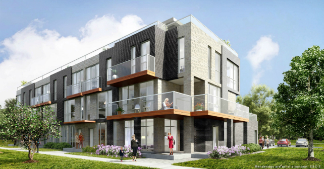 The first rendering of RADIANCE in Innisfil! Image