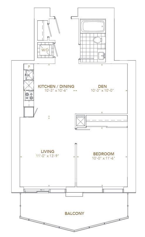 Residence 03 Floorplan 1