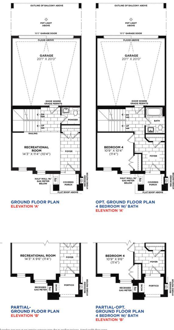 21-1 Floorplan 1