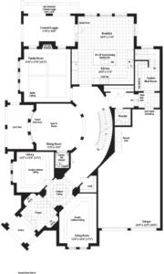Catherine Floorplan 1