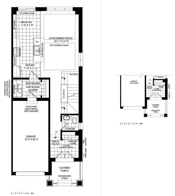 Greenhaven Floorplan 1