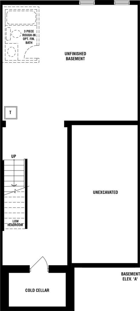 Coriander A Floorplan 3