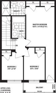 Sugarhill Floorplan 3