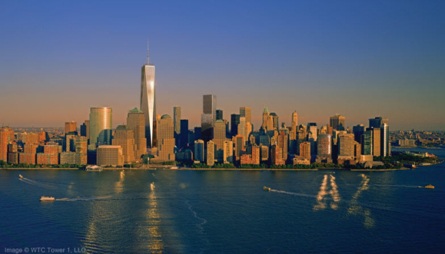 One World Trade Center to Open in 2014 Image