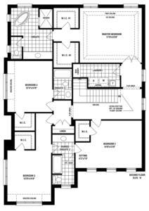 Ginger Floorplan 1