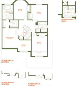 The Heritage Floorplan 2
