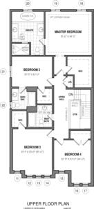 The Kahlo B Floorplan 2