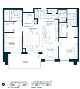 Nottinghill Floorplan 1