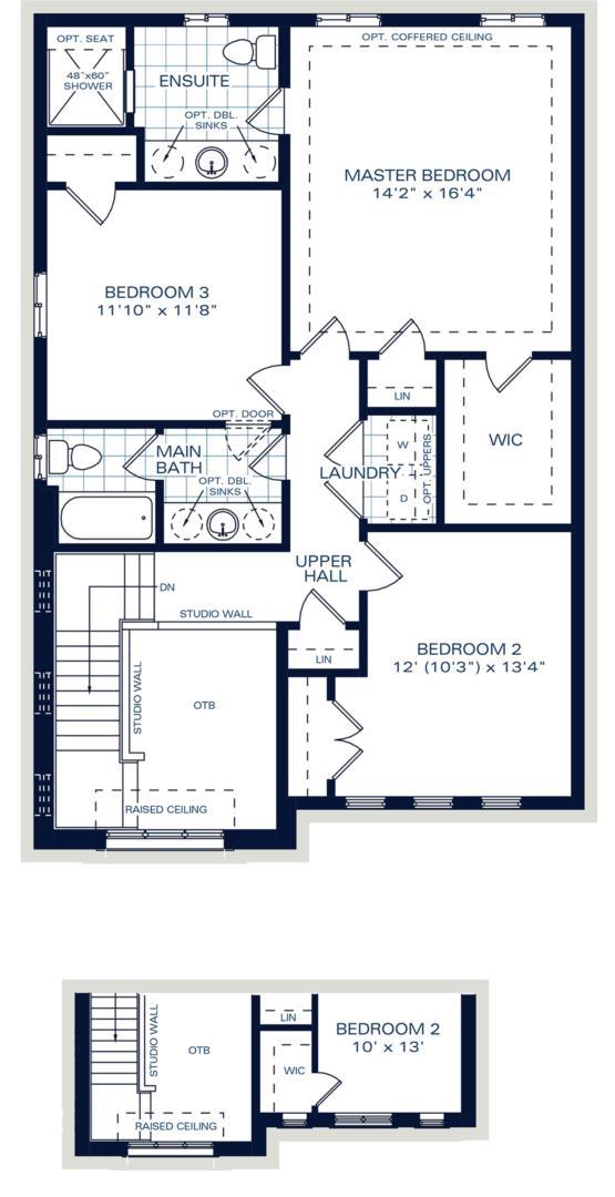 The Oxford B Floorplan 2