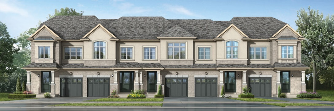 Rosehaven and DeSantis releasing new freehold townhomes in Stoney Creek this spring! Image