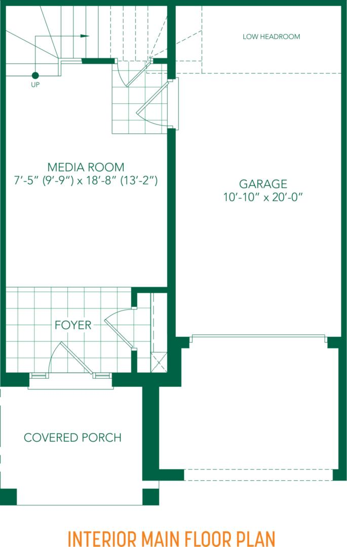 97 Bloom Crescent Floorplan 1