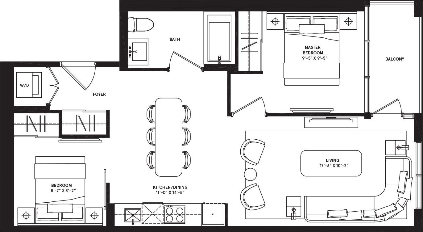 Oxford Podium Floorplan 1
