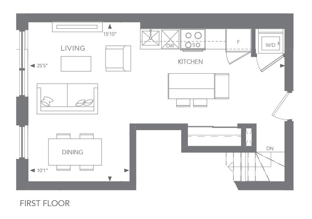 No. 23 Floorplan 1