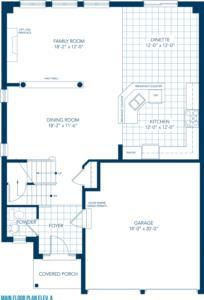 Casa Bianca Floorplan 1