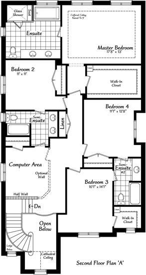 The Windermere 27 Floorplan 2