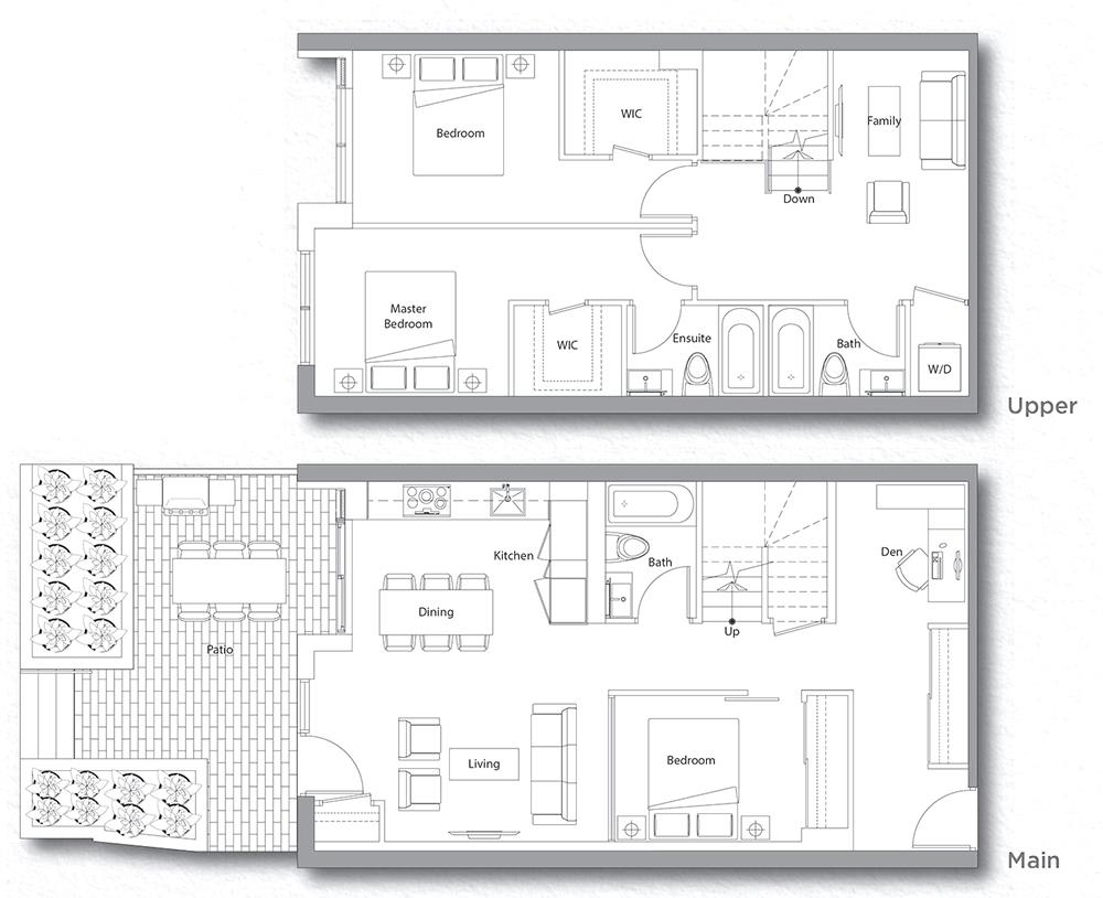Villa 202 Floorplan 1