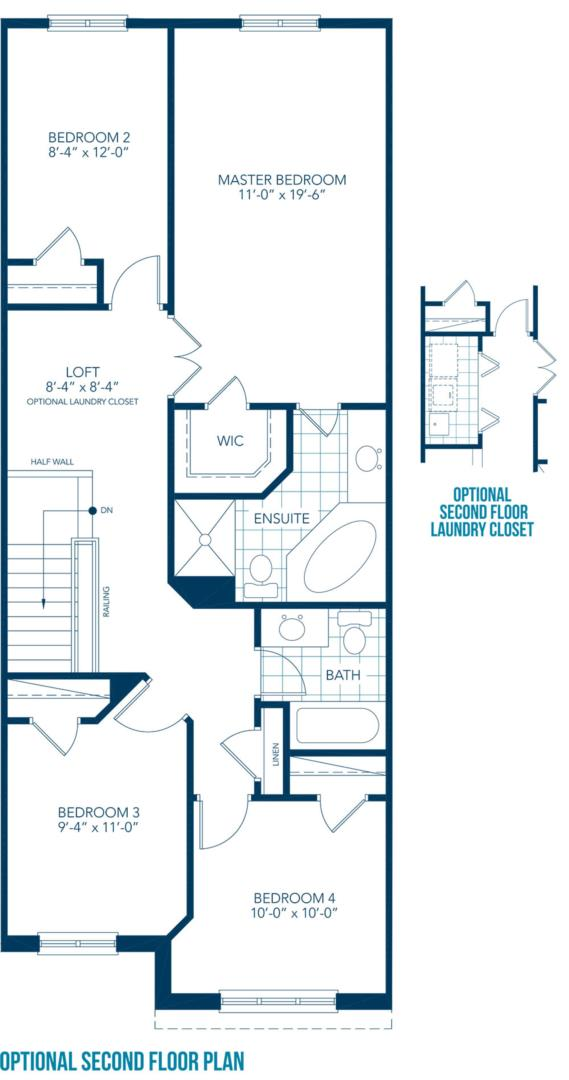 The Mansion Floorplan 3