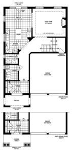 Astor (A) Floorplan 1