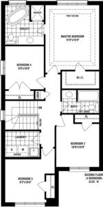 West Cliff Floorplan 2