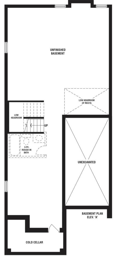 Degrazie Floorplan 3